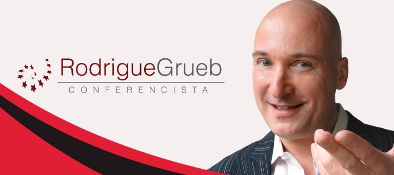 Rodrigue Greub – Conferencista