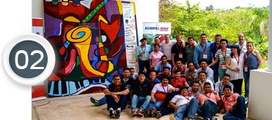 Team Building Mi Mural