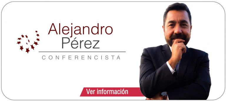 Alejandro Pérez – Conferencista