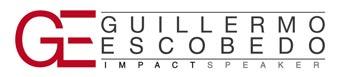 logo Guillermo Escobedo- Impact Speaker