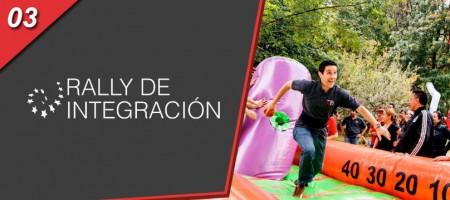 3.- Rallys de Integración