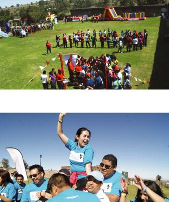 Rallys de Integración en Zacatecas