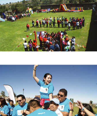 Rallys de Integración en San Luis Potosí