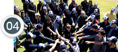 Team Building Caidas de Confianza