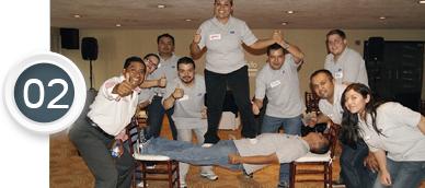 Team Building Rompiendo Paradigmas