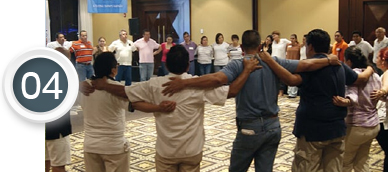 Team Building Rompiendo Tablas