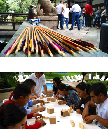 Taller de Liderazgo en Toluca