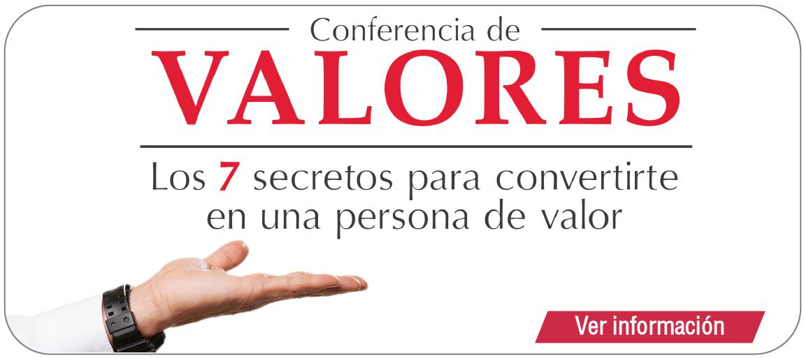 Conferencia de Valores
