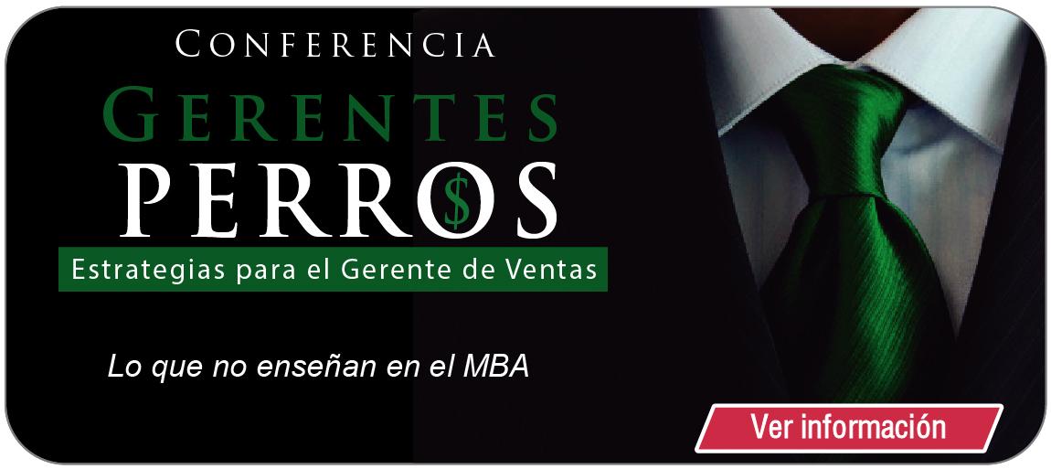 Conferencia para Gerentes de Ventas: Gerentes Perros