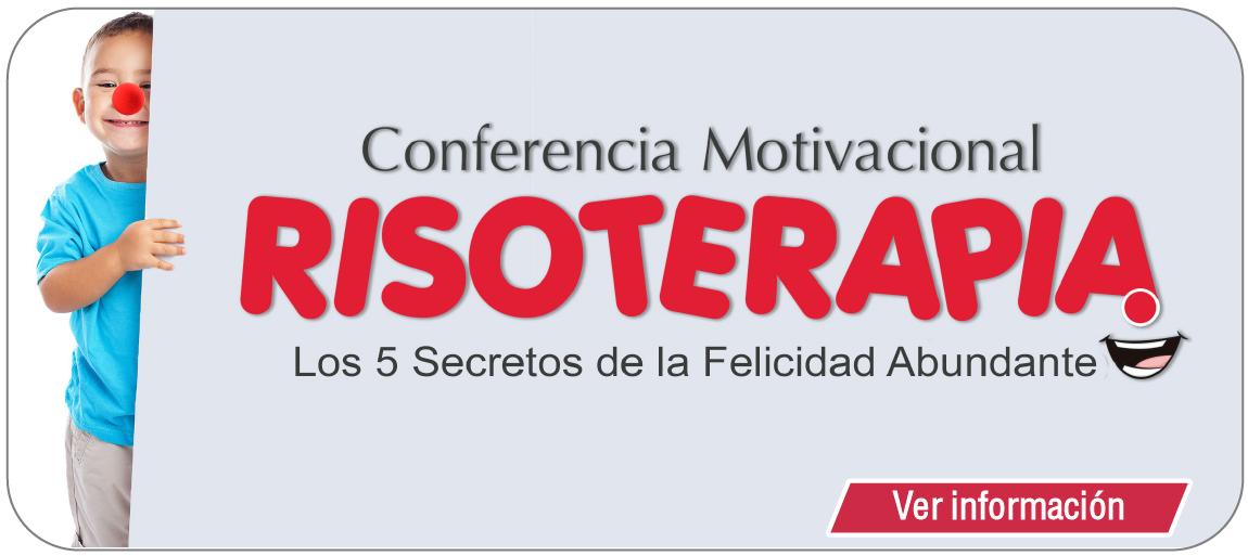 Conferencia de Risoterapia