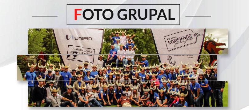 Fotografía de Grupo