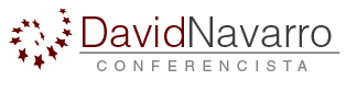 logo David Navarro - Conferencista