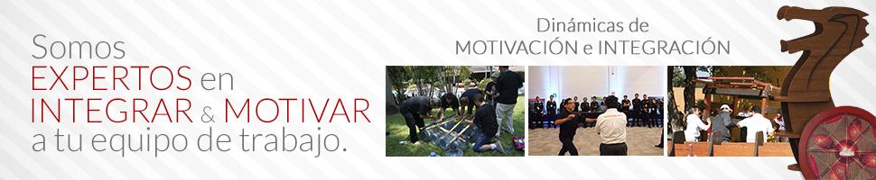 Somos Expertos en Integrar y Motivar a tu Equipo de Trabajo