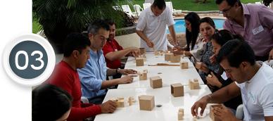 Team Building Simulacro de Comunicación