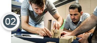 Team Building Circuito El Sentido de Trabajar en Equipo