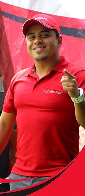Daniel García- Facilitador Integral