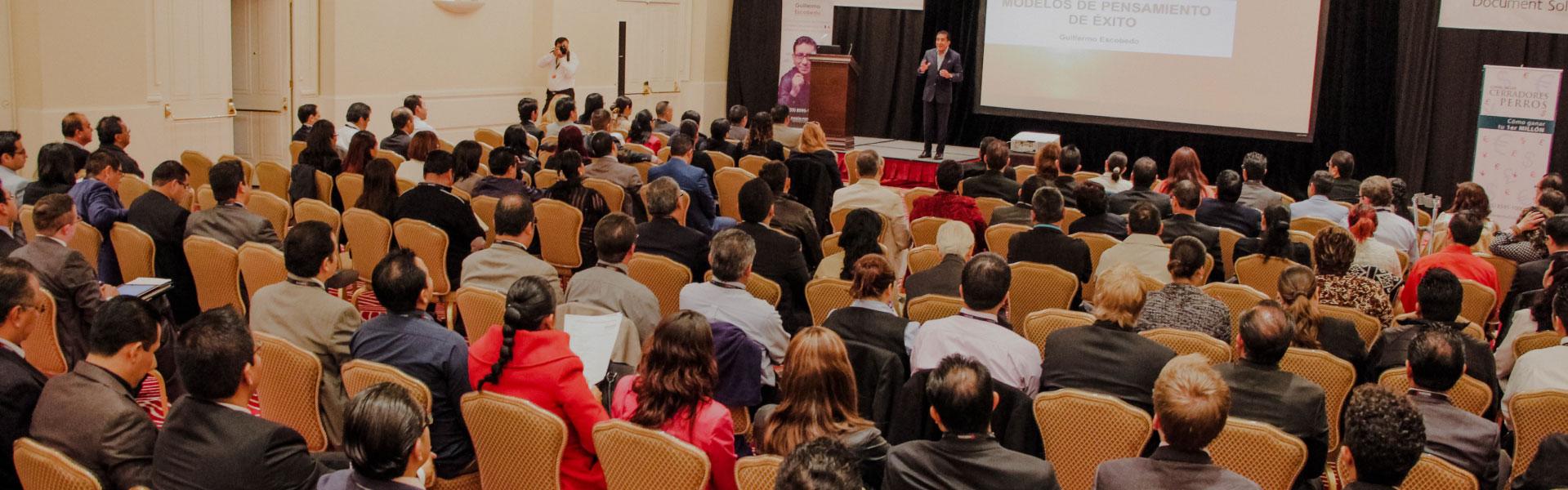 Conferencias Motivacionales Adaptadas A Tus Metas Empresariales