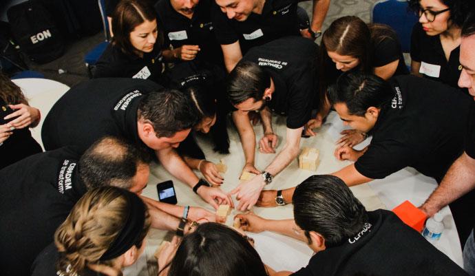Dinámica de Team Building Empresarial Cómo Funciona 3