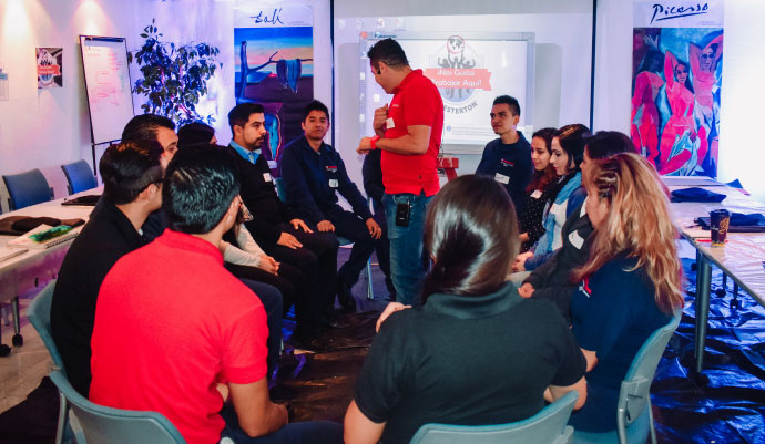 Dinámica de Team Building Empresarial Cómo Funciona 7