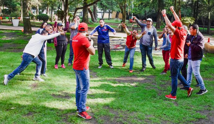 Dinámica de Team Building Empresarial Cómo Funciona 4