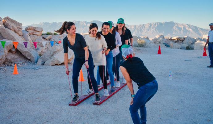 Team Building Empresa Socialmente Responsable Opciones 7