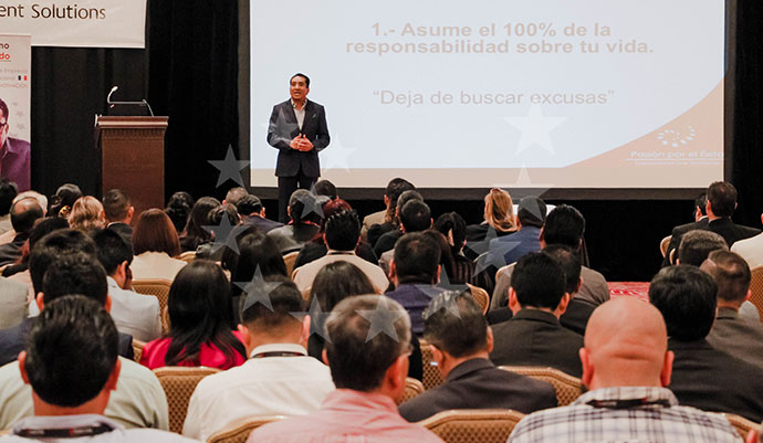 Beneficios de las Conferencias Motivacionales