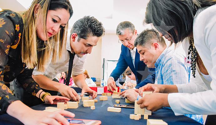 Dinámica de Team Building Empresarial Cómo Funciona 2
