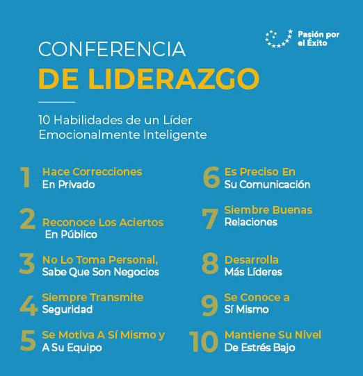 Beneficios de las Conferencias Motivacionales