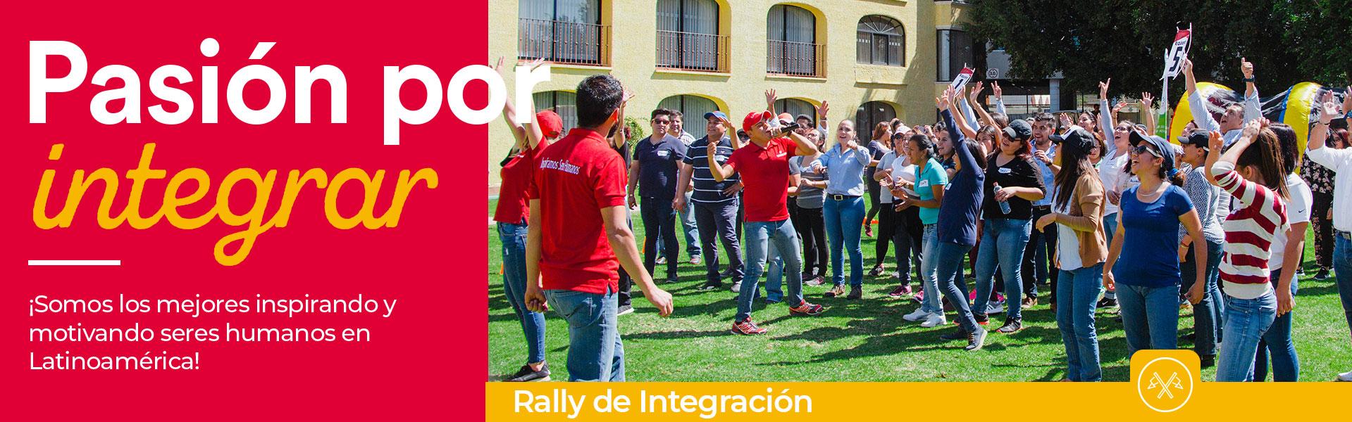 rallys para empresas